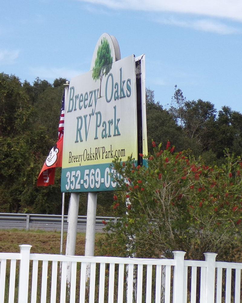 Bushnell FL RV Park